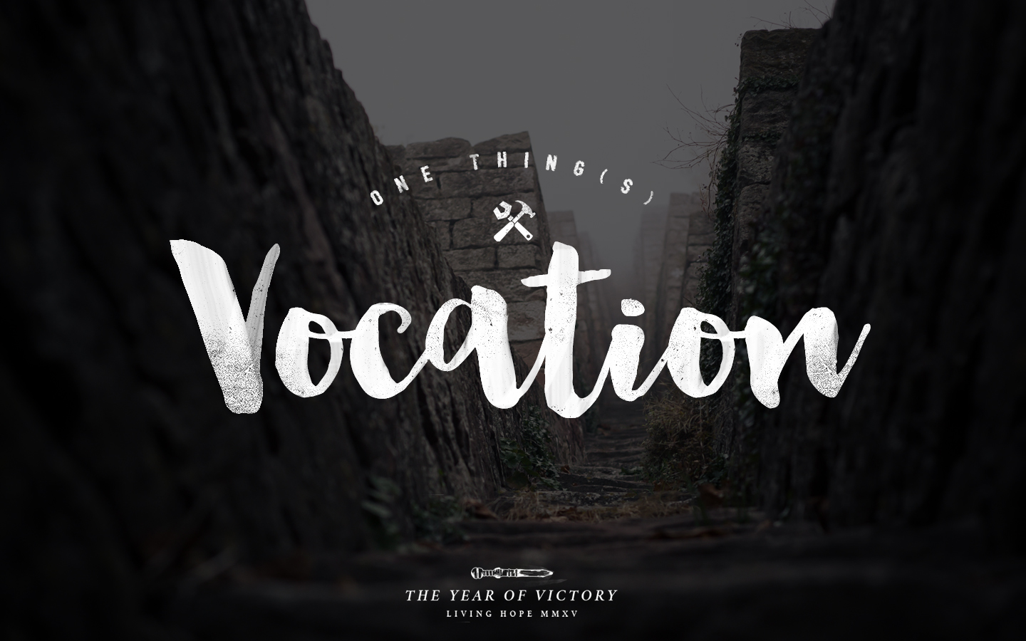 Your Vocation Is Not Your Occupation | Living Hope Christian Center