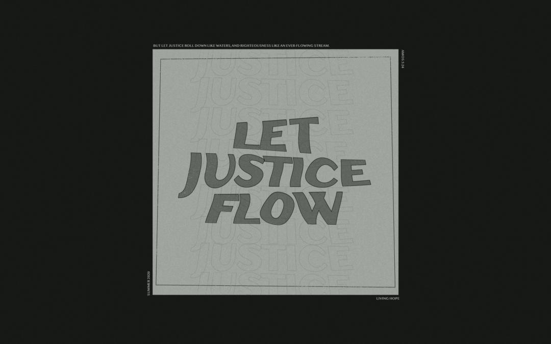 Let Justice Flow Pt. 9   Impossible Future