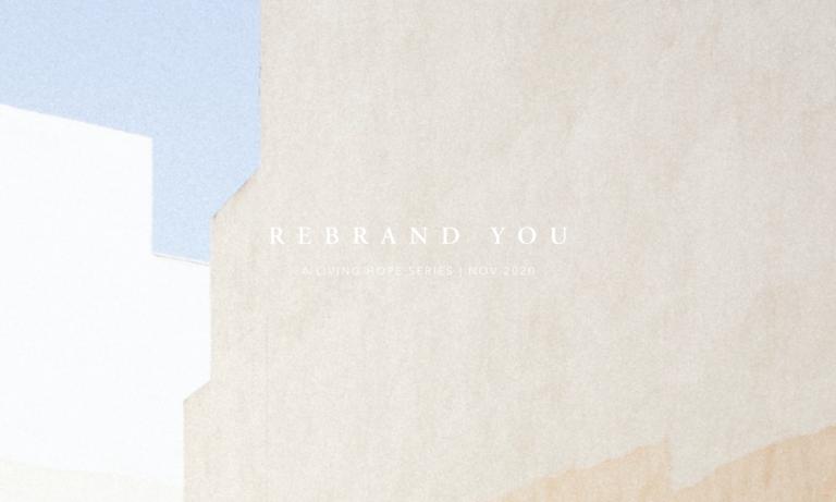 Rebrand You Pt. 4 | Ben-oni, You are Benjamin