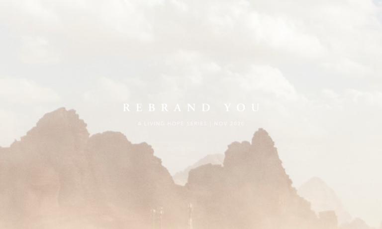 Rebrand You Pt. 2 | Sarai, You are Sarah