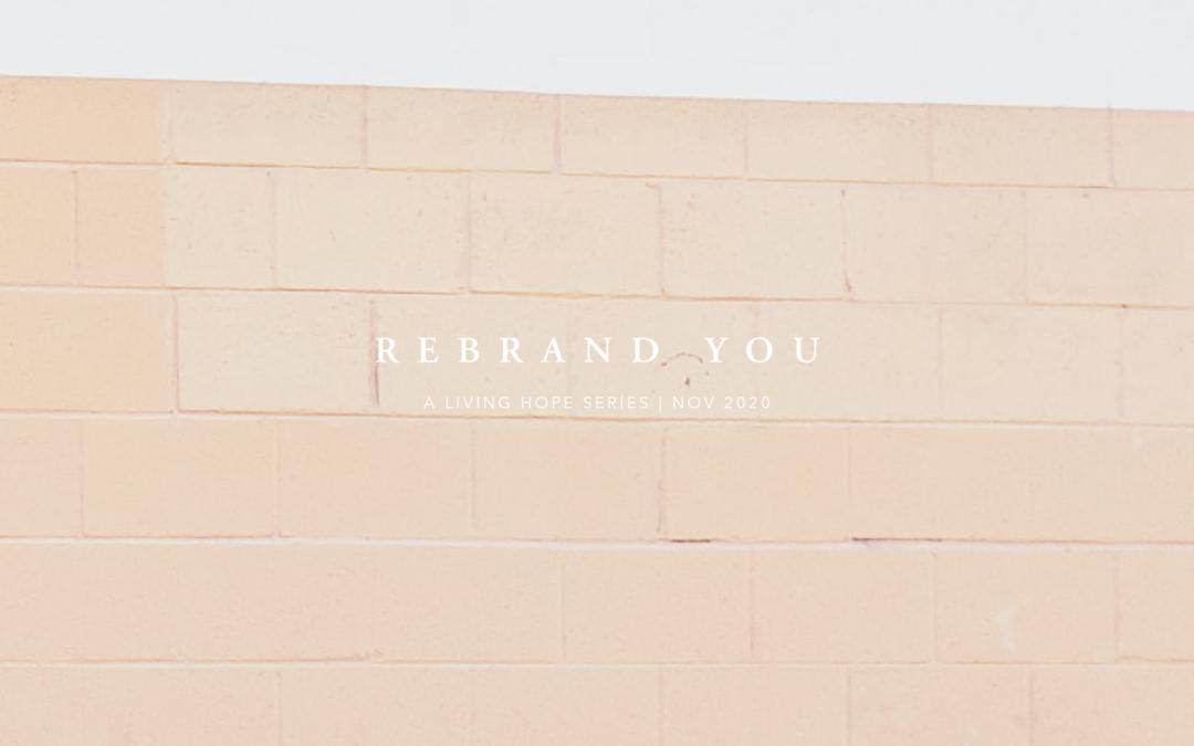 Rebrand You Pt. 1   Abram, You are Abraham