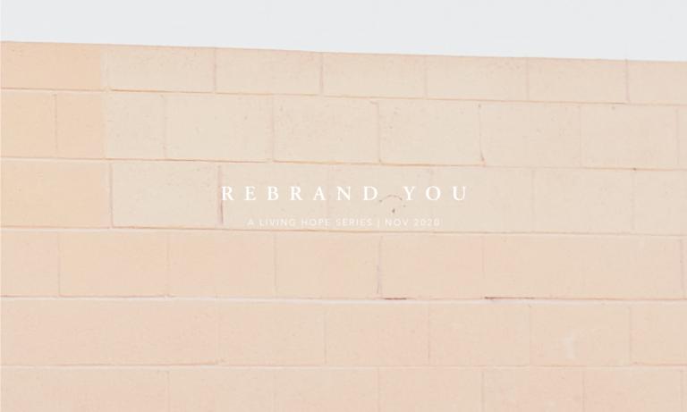 Rebrand You Pt. 1 | Abram, You are Abraham