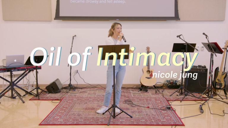 Oil of Intimacy