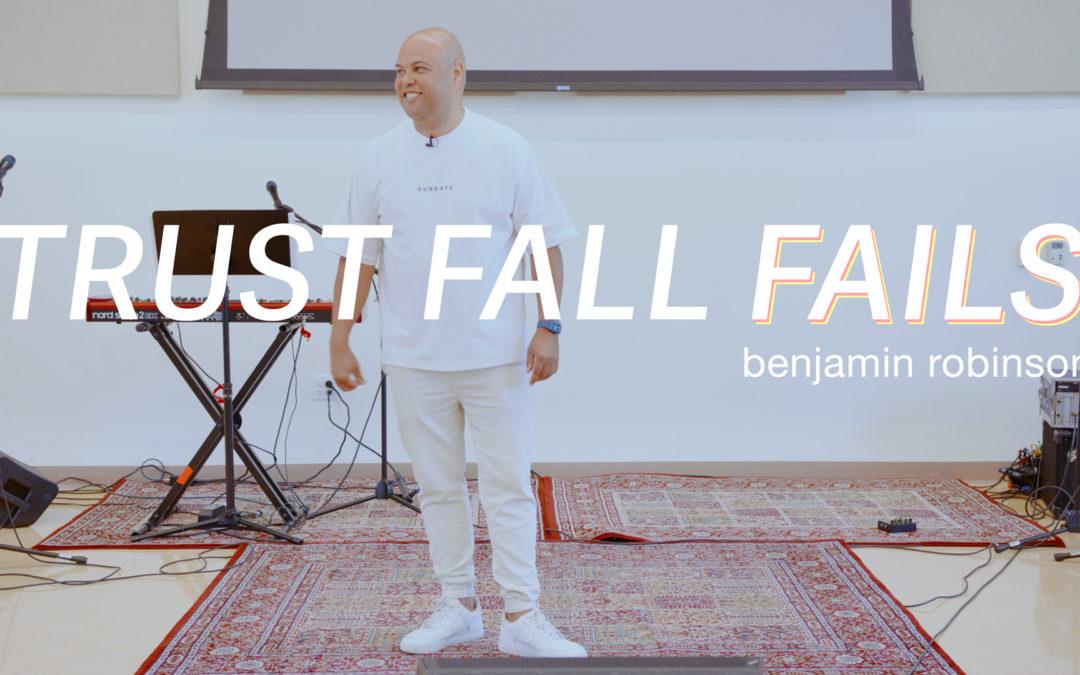 Together Again pt. 7   Trust Fall Fails
