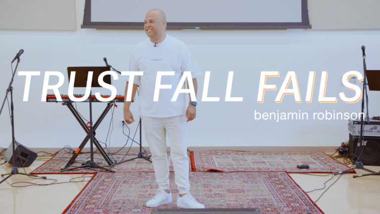 Together Again pt. 7 | Trust Fall Fails