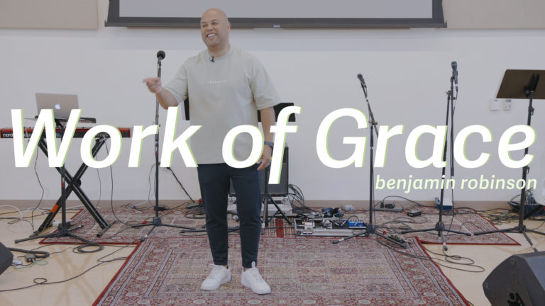Together Again pt. 6 | Work of Grace
