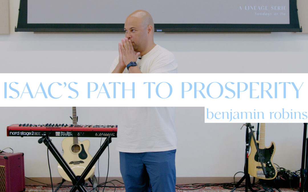 Overflow pt. 2 | Isaac's Path of Prosperity