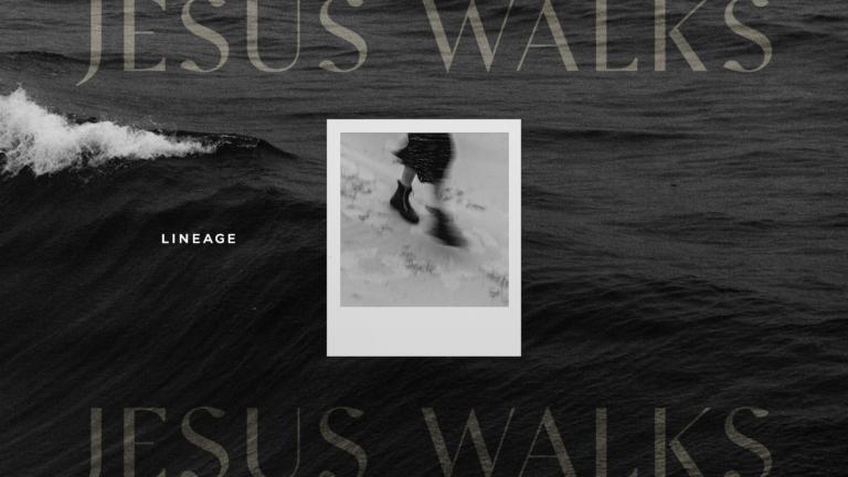 Jesus Walks pt. 2 | Straining and Strolling